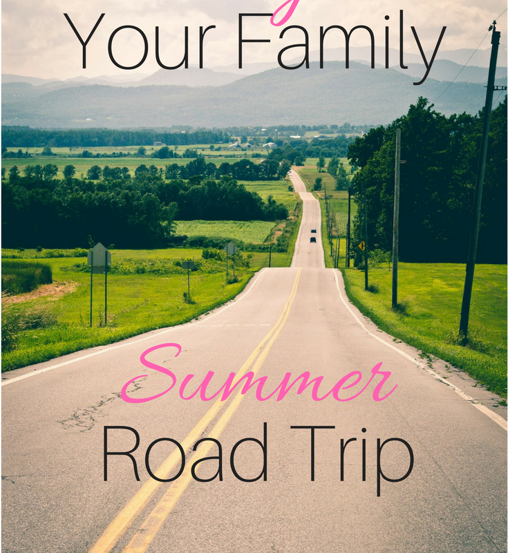 Life lessons from a family summer road trip.