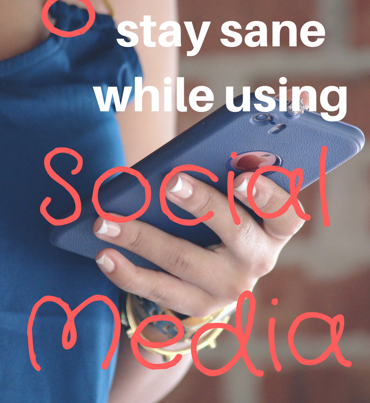 Keep your sanity with limits and boundaries to social media use.